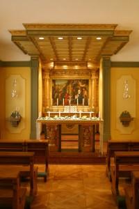 Hauskapelle in Kroisegg